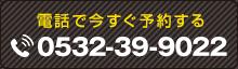 電話番号:0532-39-9022
