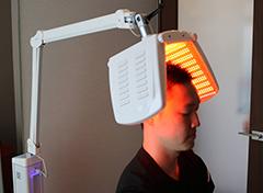 論文で認められた超狭帯域LEDを照射